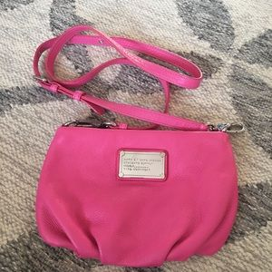 Mark by Marc Jacobs Bright Pink Crossbody.